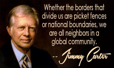 President Jimmy Carter Quote