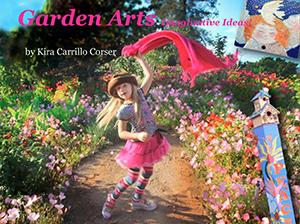 Cover of Garden Book Kira Corser